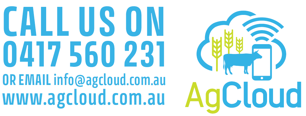 Call: 0417 560 231 or Email: info@agcloud.com.au